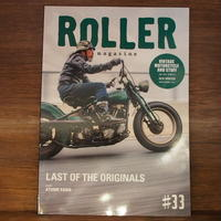 ROLLER MAGAZINE #33