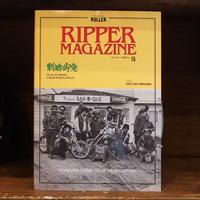 RIPPER MAGAZINE #15