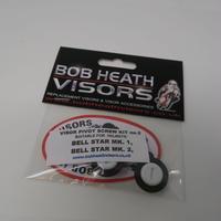 ピボットスクリュー ホワイト BELL STAR, BELL STAR II用