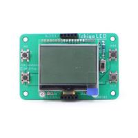IchigoJam用LCD完成品