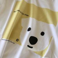 うちの子 Tシャツ白-B-レモン/Men's&Ladies