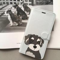 フレンズ 手帳型iPhone ハイクオリティタイプ-3色