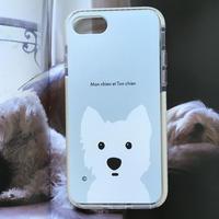 1ワン/クッションバンパーケース for iPhone