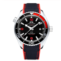 PAULAREIS WATCH /White Red Black