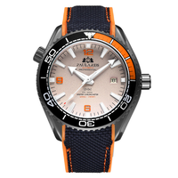 PAULAREIS WATCH /Black Orange Grey