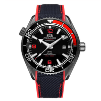PAULAREIS WATCH /Black Red Black
