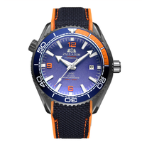 PAULAREIS WATCH /Black Orange Blu