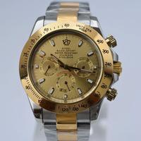 Steelbagelsport 機械式腕時計 クラシック 自動巻/ゴールド