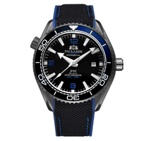PAULAREIS WATCH /Black Blue Black