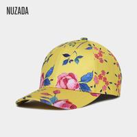 韓国ファッションサマープリント野球帽