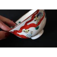 北井真衣 茶碗 唐子