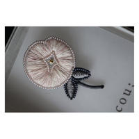 acou; フランスオートクチュール刺繍 maru PK