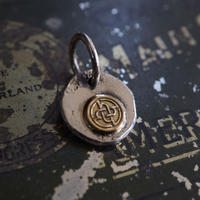 Hcircle logometal small【K18point】