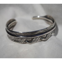 feather bangle 【一点物】