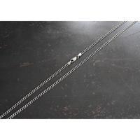 silver chain キヘイ80 50㎝