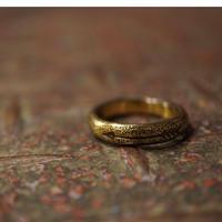 Arrow  ring  【brass】