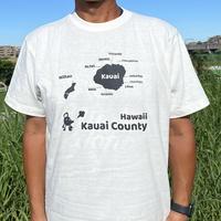 へなTシャツ カウアイ島 バニラホワイト