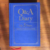 日記|Q&A Diary My 5 Years