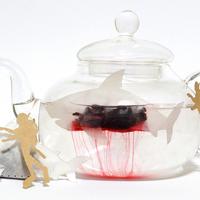 ocean-teabag|ホオジロザメのティーバック