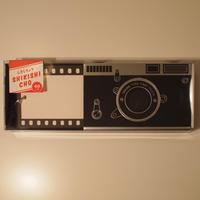 色紙帳 | カメラ型