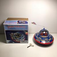 ブリキの置き物|SPACE SHIP X-Ⅱ