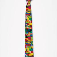 Satoru Kobayashi「埴生の宿」|Necktie
