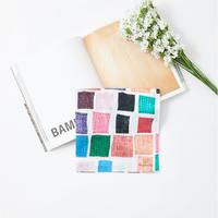 Sanae Sasaki「(無題)」(白)|Handkerchief
