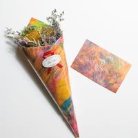 【 Art Bouquet Wrapping】  】HANDKERCHIEF  No.9-16