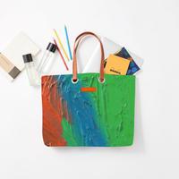 byGaku 「Psychedellic Pink Blue Orange」|Wall Art Tote Bag