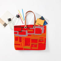Yu Takada 「迷路」|Wall Art Tote Bag