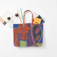 XL「ホイアンのランタン祭り」|Wall Art Tote Bag