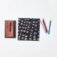 Sanae Sasaki「(無題)」(黒)|Handkerchief