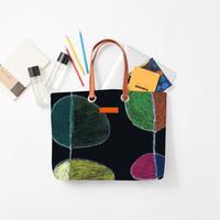 Koichi Tsuchiya「無題(通称:葉っぱ)」 Wall Art Tote Bag