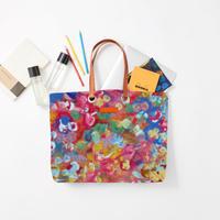 Reiko Aoki「(無題)」|Wall Art Tote Bag