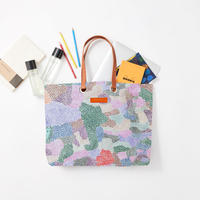 Kyoichi Sakuramoto「stay moderate」|Wall Art Tote Bag