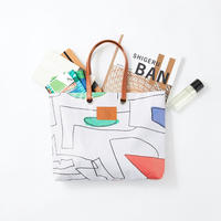Satoru Kobayashi「数字」|Wall Art Tote Bag