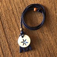 アロマスタイルペンダント EZOSHIKA-R(ソーダライト、*青)