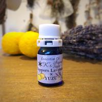 Essential Oil Sapporo Lavender×YUZU