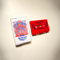 Destruct Tapes #1 (Cassette)
