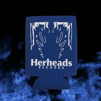 Herheads koozie