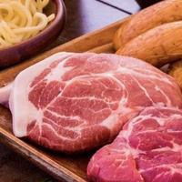 豚肩ロースステーキカット♪300g×5個(1.5kg)