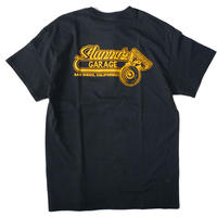 SLAPPY'S GARAGE LOGO TEE