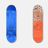 BAKER ANDREW REYNOLDS BARRY McGEE DECK (8.25 x 31.875inch)