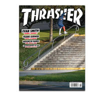 THRASHER MAGAZINE 2020 AUGUST ISSUE #481