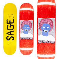 FUCKING AWESOME SAGE ELSESSER PAINTED SAGE DECK  (8.38 x 31.85inch)
