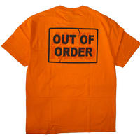 ANTI HERO OUT OF ORDER POCKET TEE