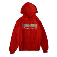 THRASHER OUTLINED PULLOVER HOODIE LIMITED