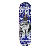 FUCKING AWESOME FACE REALITY DECK  (8.38 x 31.79inch)