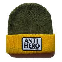 SALE! セール! ANTI HERO RESERVE PATCH CUFF BEANIE