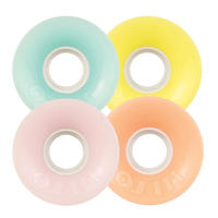 OJ WHEELS MINI HOT JUICE PASTEL MIX WHEEL 55mm 78a